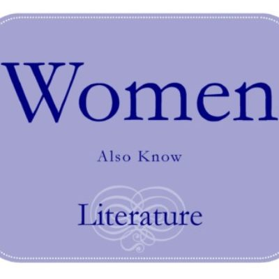 Group logo of Women also Know Literature