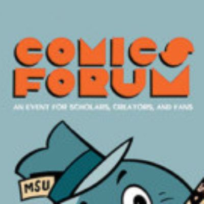 Group logo of MSU Comics Forum