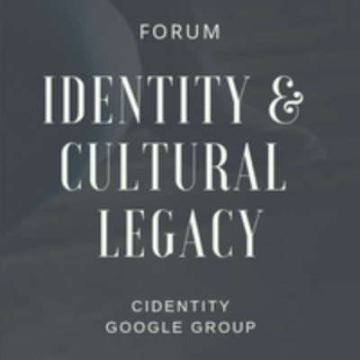 Group logo of Identity & Cultural Legacy (Cultural Heritage)