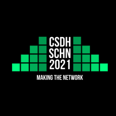 Group logo of CSDH-SCHN 2021: Making the Network