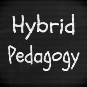 Group logo of Hybrid Pedagogy