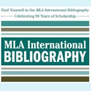 Group logo of MLA International Bibliography