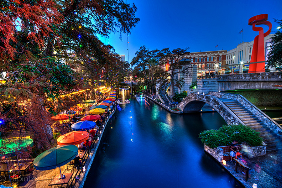 san antonio waterfront image