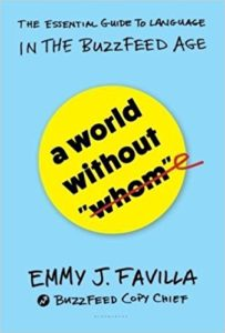 "Cover of Favilla's ""A World Without 'Whom'"""