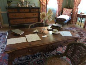 Edith Wharton's study
