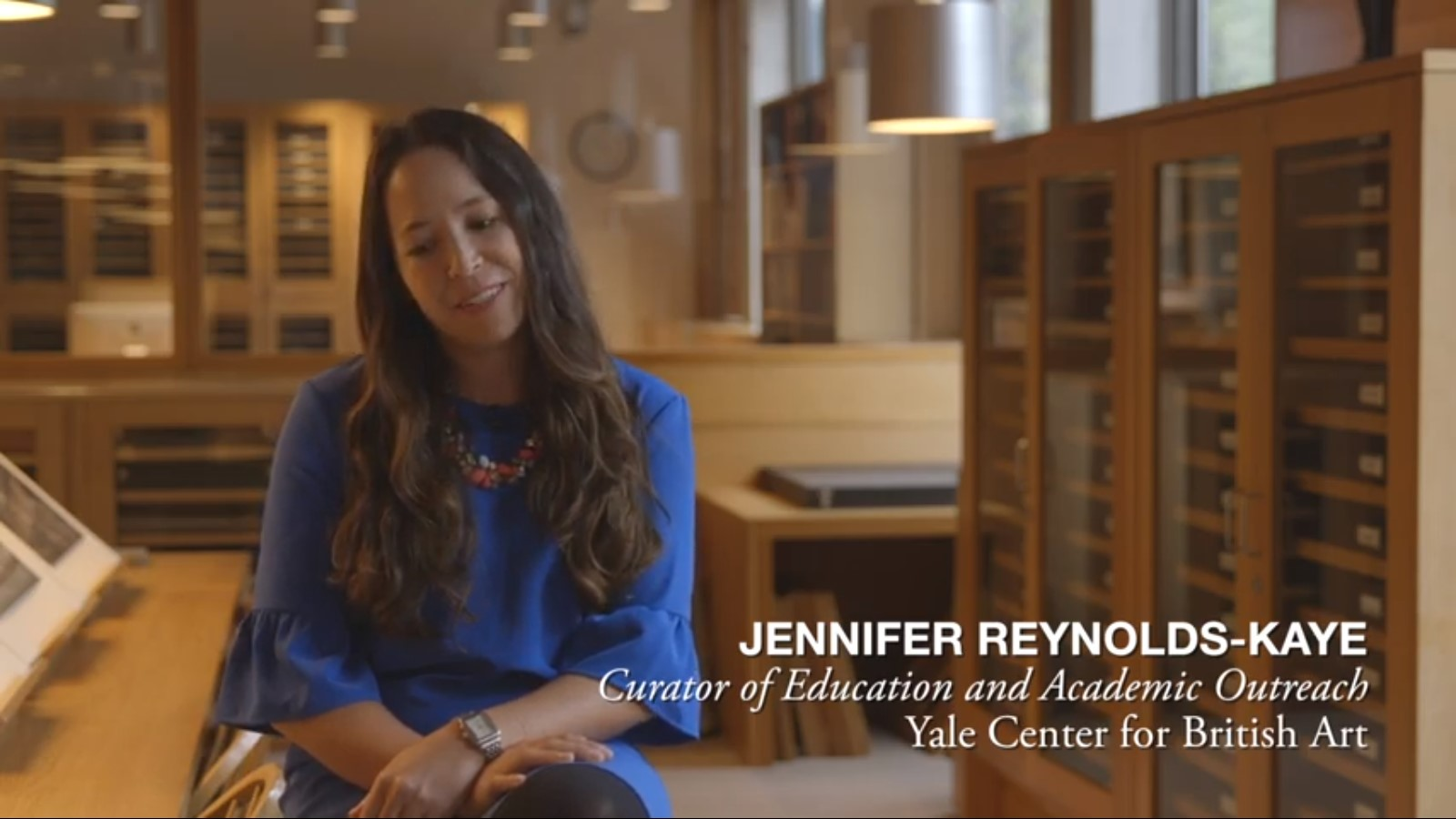Interdisciplinary Practice with Jennifer Reynolds-Kaye
