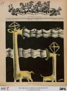 Fliegende Blätter, 16 May 1924.