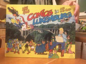 Luke Haas's Comics in, aus und über Luxemburg