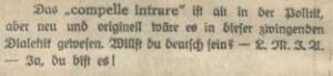 """Ferdinand Kürnberger, """"L. M. I. A."""""""
