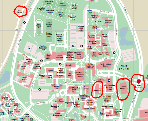 Sbu Campus Map Location – Disrupting the Canon: Stony Brook English Graduate  Sbu Campus Map