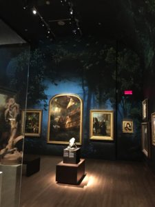 Room in Museum of Fine Arts, Montréal