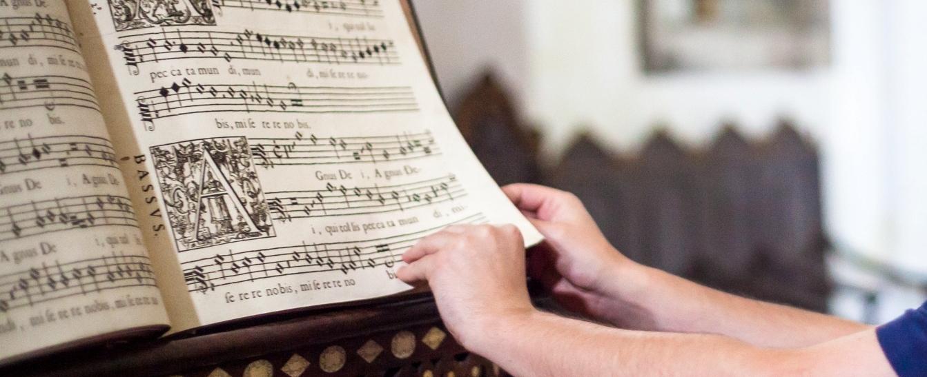 Cantum Mensurable – musicology, blogging, music edition