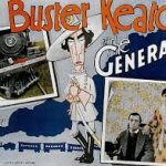 Lobby card for The General