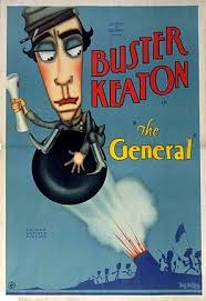 Lobby card for Keaton's The General