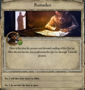 Text box from Sword of Islam expansion for Crusader Kings II