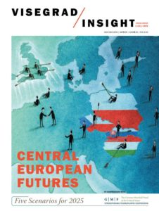 Central European Futures - cover