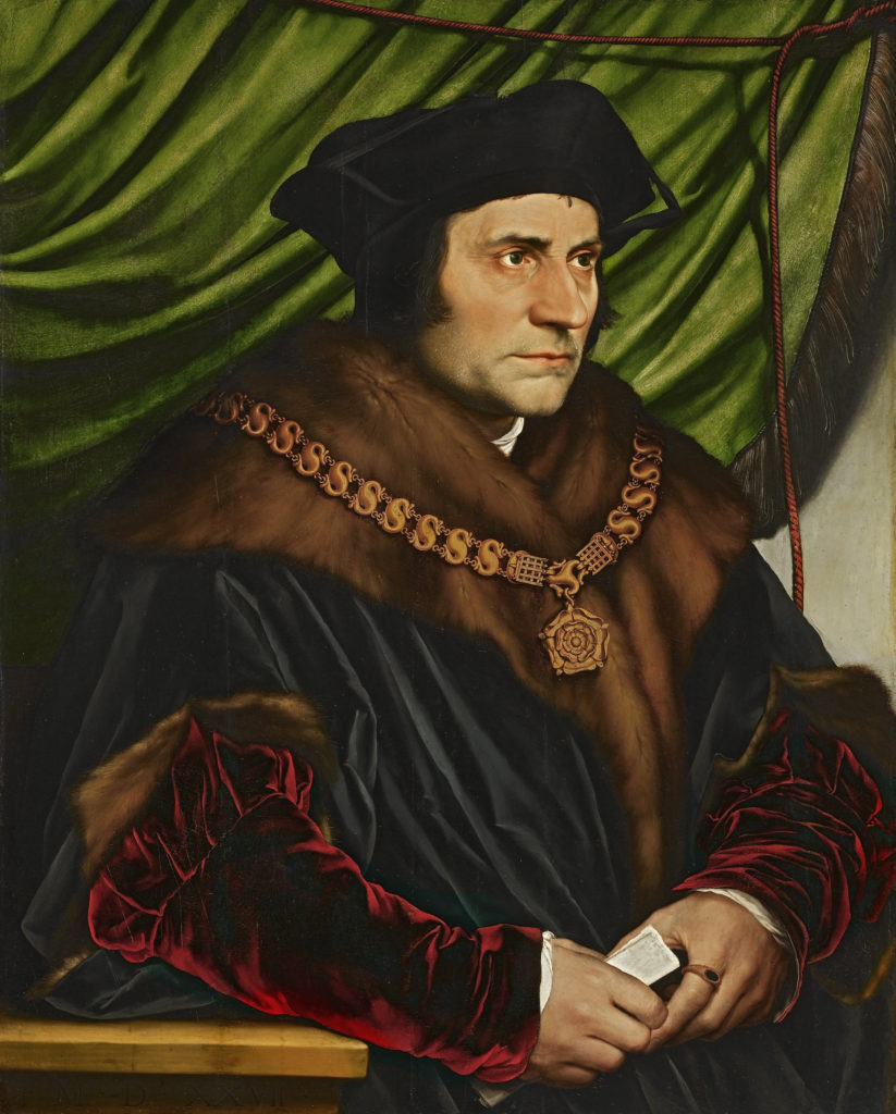 Holbein Thomas More