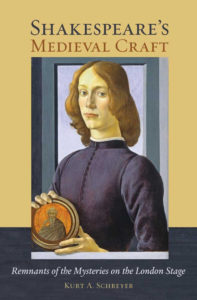 Botticelli Holding Icon