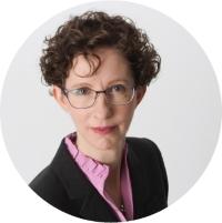 Sarah M Dreller PhD - producer of Contingent Talk