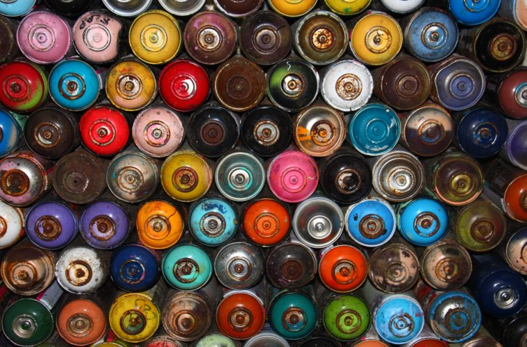 spray can tops