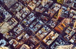 NYC overhead