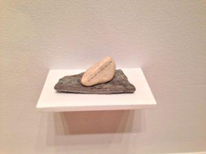 Nicole Geary, Wonders of the Rocks, detail, Exhibited 2013. Granites, Gypsum, Limestones, Prints. Dimensions Variable.
