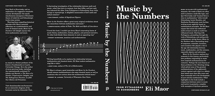 Music by the Numbers jacket