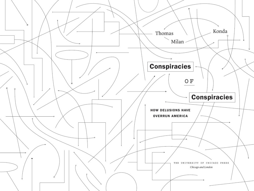 title spread from Conspiracies of Conspiracies