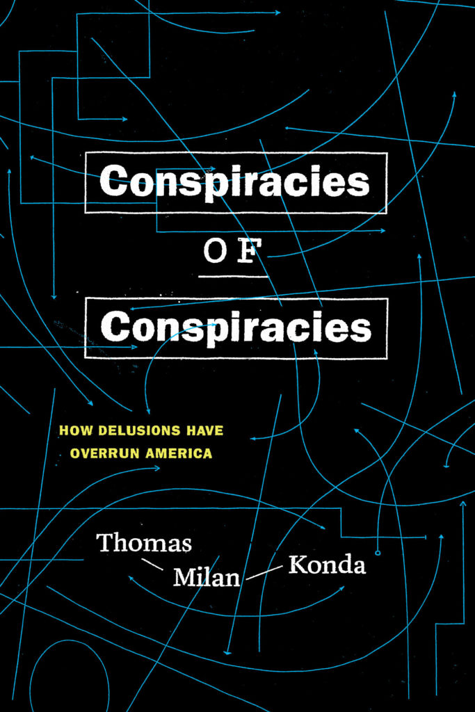Cover of Conspiracies of Conspiracies