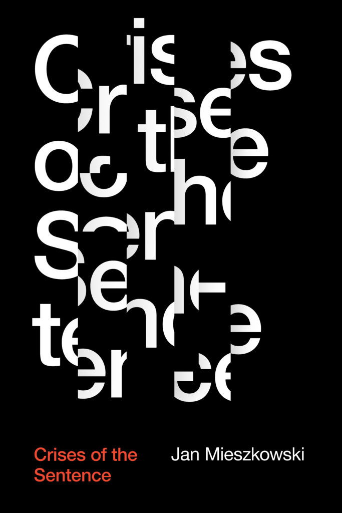 Crises of the Sentence cover
