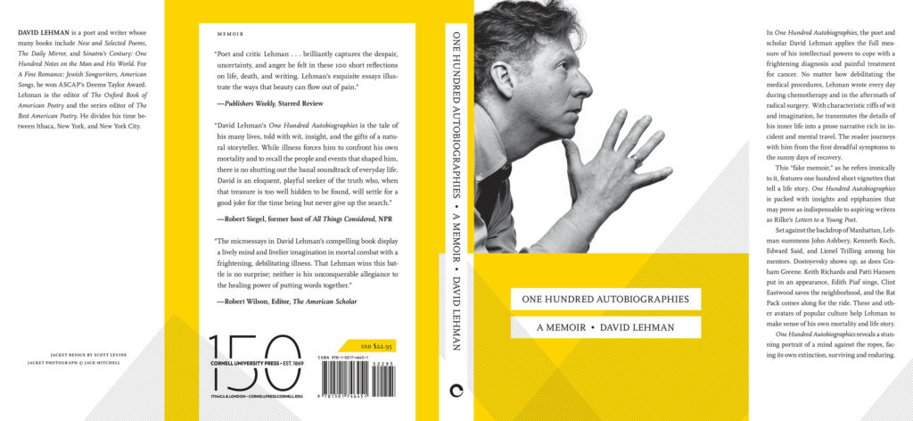 One Hundred Autobiographies jacket