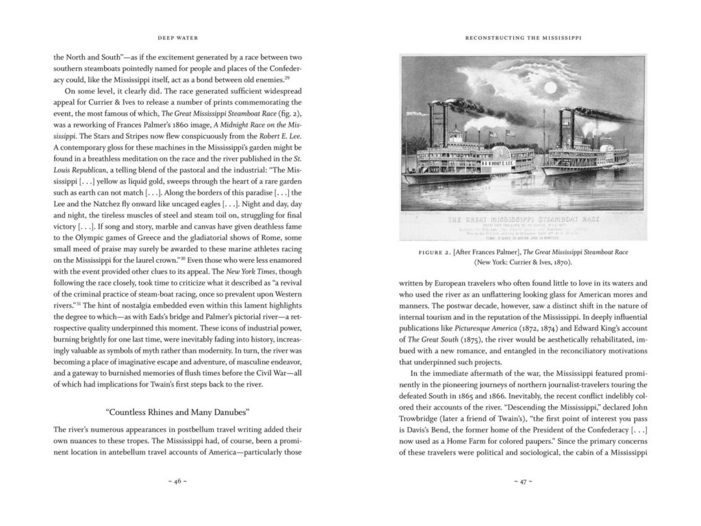 sample spread from Deep Water