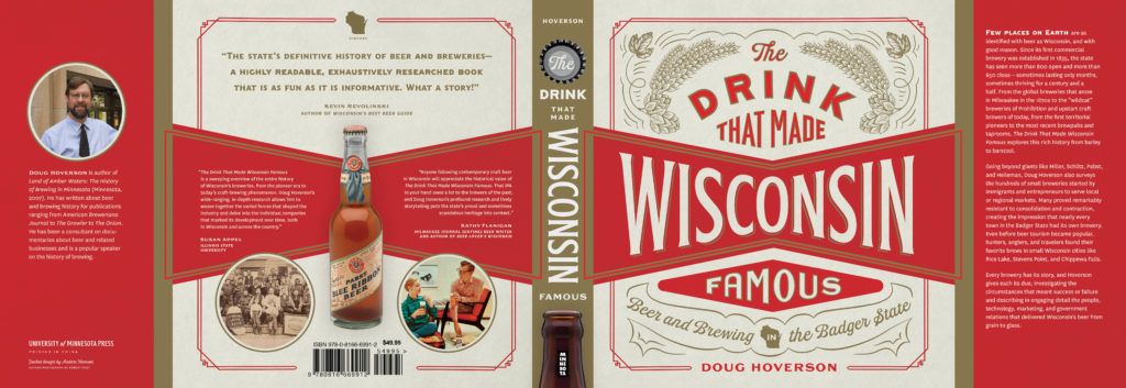 The Drink That Made Wisconsin Famous jacket