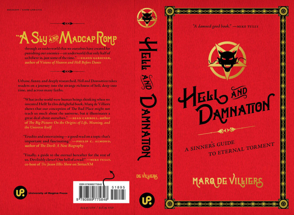 Hell & Damnation cover