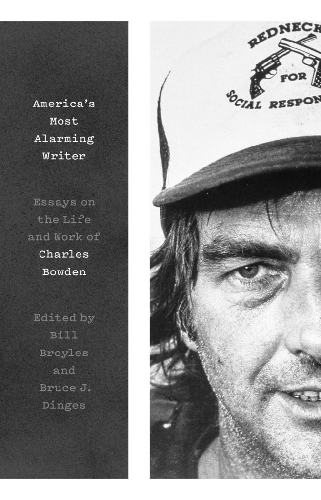 Cover of America's Most Alarming Writer