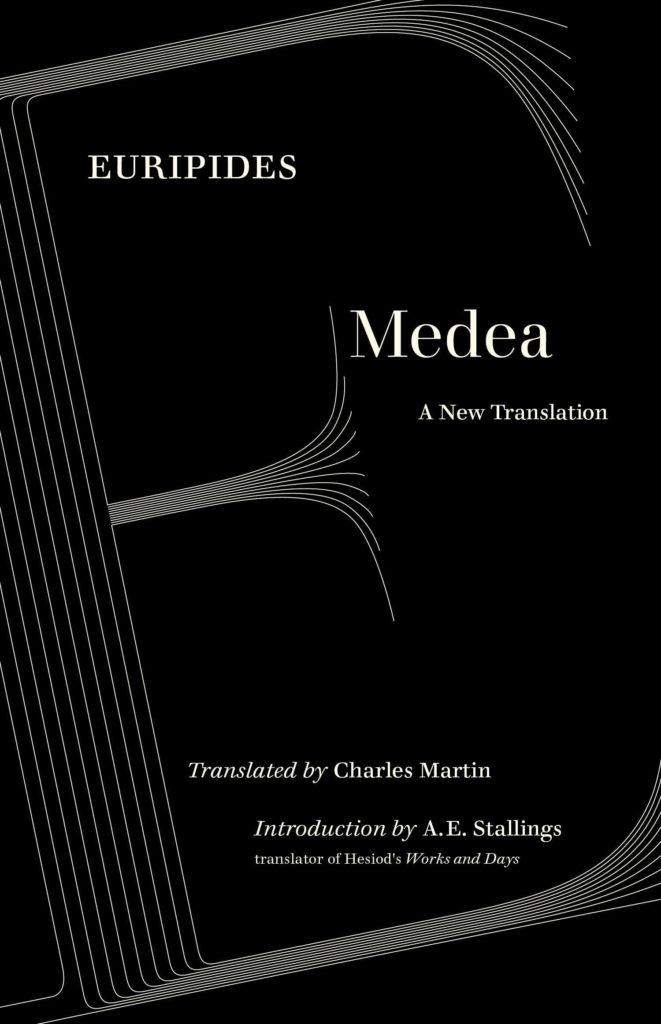 Medea World Lit Series cover design
