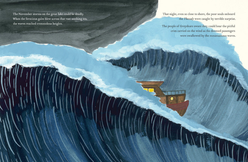 sample spread for Jack and the Ghost 1