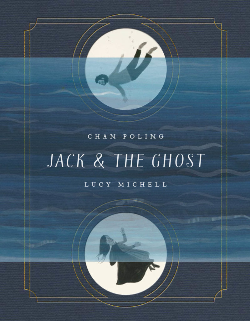 cover of Jack and the Ghost