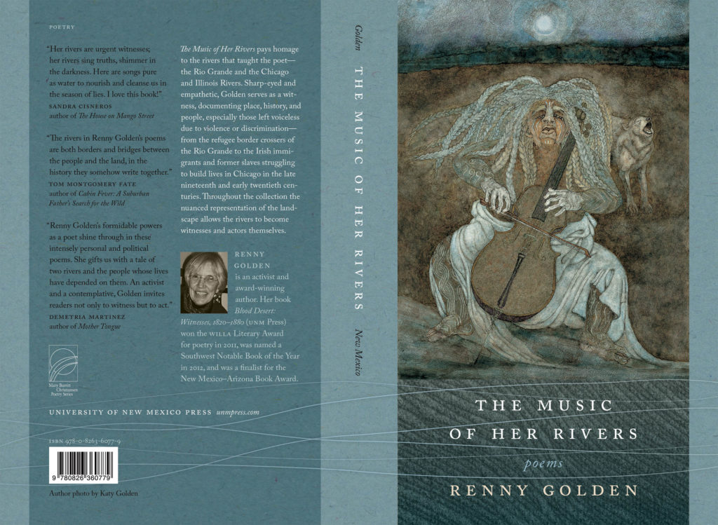 cover of The Music of Her Rivers