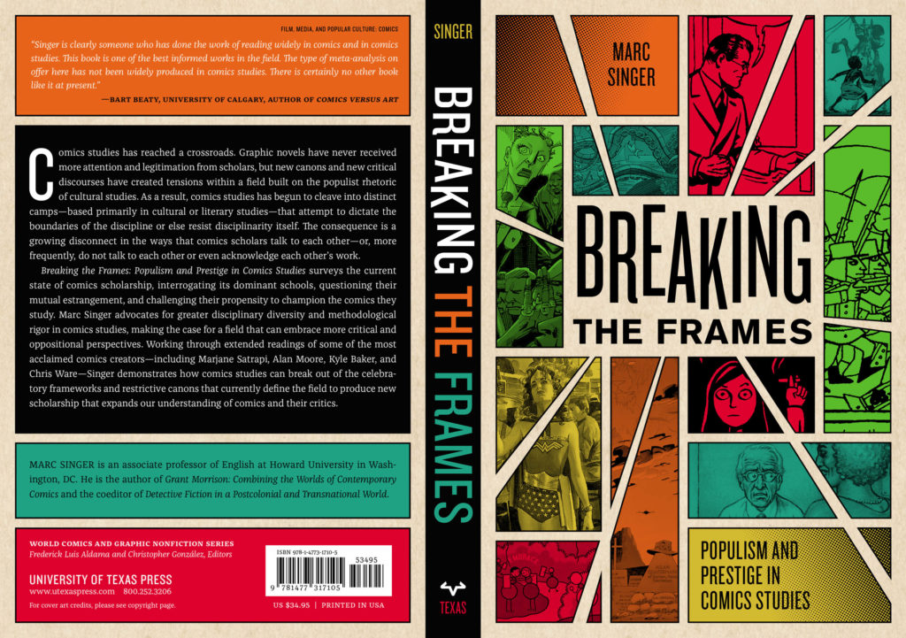 Breaking the Frames cover
