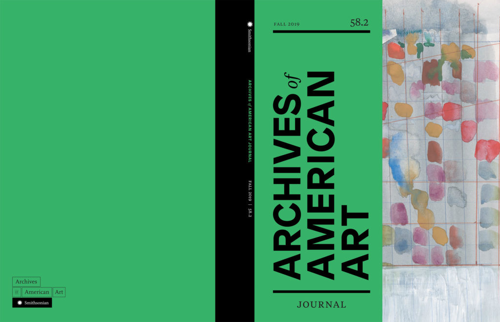 cover of AAA Journal