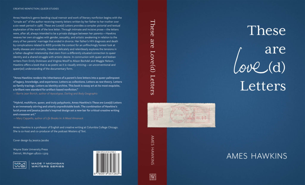 cover of These are Love(d) Letters