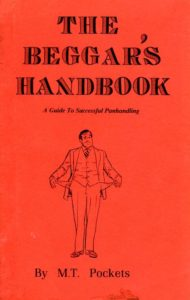 cover to the Beggar's Handbook