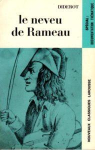 Le neveu de Rameau - Diderot - Nouveaux Classiques Larousse - cover