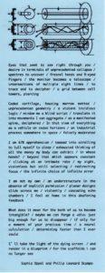 paper keepsake - InterAccess - scaffolds - sophia opal - philip leonard ocampo