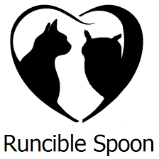 Runcible Spoon - poetry and prose webzine - logo - owl and pussy cat