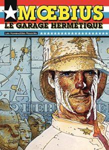 Moebius - Le Garage Hermétique - cover