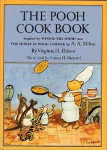 The Pooh Cookbook - Virginia H. Ellison - illustration: Ernest H. Shepard - cover