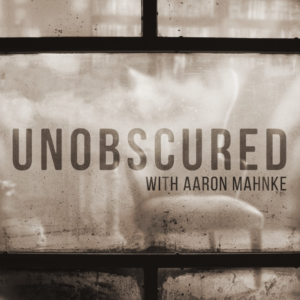 Unobscured, season 2 logo