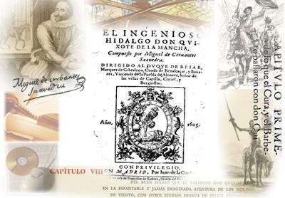 The Cervantes Project
